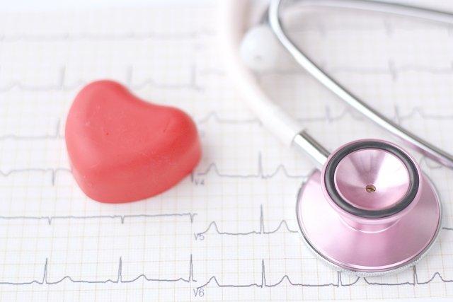 心電図と聴診器