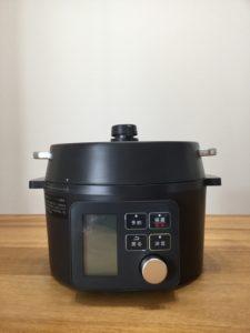 電気圧力鍋 可愛い